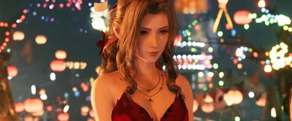 Аэрис Гейнсборо - Final Fantasy VII Remake
