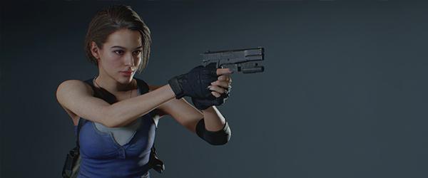 Джилл Валентайн - Resident Evil 3